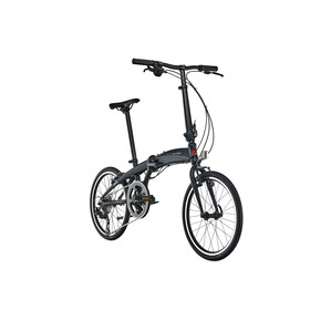 Ortler London Race Elite Folding Bike black